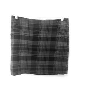 Gap short skirt size 14 plus